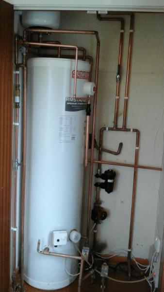 Worcester Bosch Gas Boiler Installation - Shape Contractor